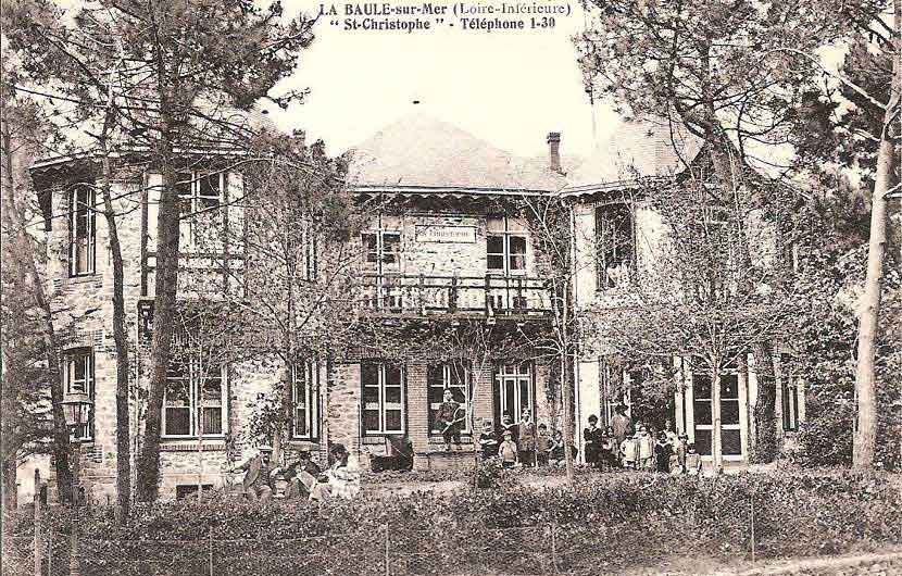 Villa Saint Christophe